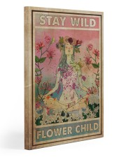 Stay Wild Flower Child 20x30 Gallery Wrapped Canvas Prints thumbnail