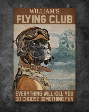 Dog Pilot Club 24x36 Poster aos-poster-portrait-24x36-lifestyle-12