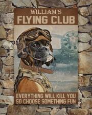 Dog Pilot Club 24x36 Poster aos-poster-portrait-24x36-lifestyle-16