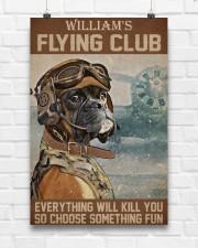 Dog Pilot Club 24x36 Poster aos-poster-portrait-24x36-lifestyle-17