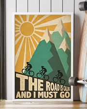 Cycling Road Is Calling 24x36 Poster lifestyle-poster-4