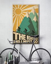 Cycling Road Is Calling 24x36 Poster lifestyle-poster-7