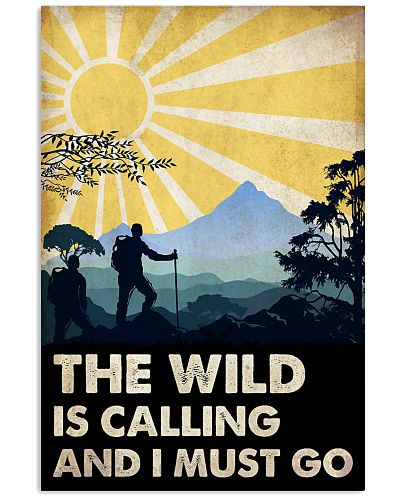 Hiking The Wild Is Calling WW2 Style