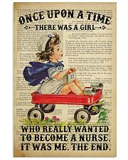 Nurse Nancy Once Upon A Time 24x36 Poster front