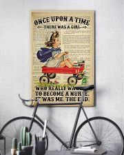 Nurse Nancy Once Upon A Time 24x36 Poster lifestyle-poster-7