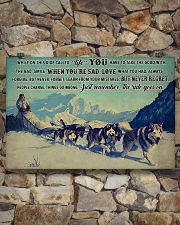 Sled Dog Racing 36x24 Poster poster-landscape-36x24-lifestyle-15