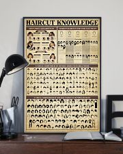 Haircut Knowledge 11x17 Poster lifestyle-poster-2