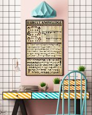 Haircut Knowledge 16x24 Poster lifestyle-poster-6