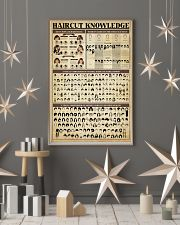 Haircut Knowledge 24x36 Poster lifestyle-holiday-poster-1