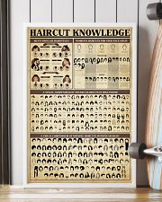 Haircut Knowledge 24x36 Poster lifestyle-poster-4