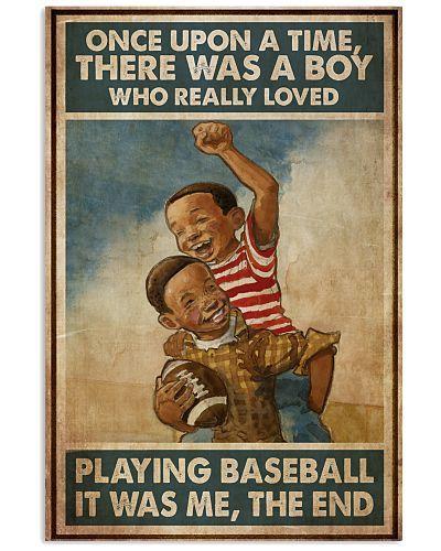 OUAT Boy Loved Baseball