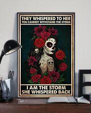 DOTD Whispered Back 24x36 Poster lifestyle-poster-2