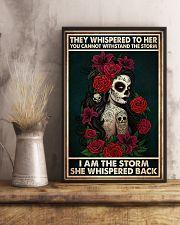 DOTD Whispered Back 24x36 Poster lifestyle-poster-3