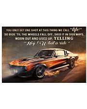 FM What A Ride 36x24 Poster front