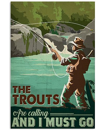 Trouts Calling