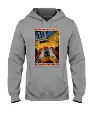 Formula 1 Choose Something Fun Hooded Sweatshirt tile
