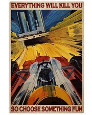 Formula 1 Choose Something Fun 24x36 Poster front
