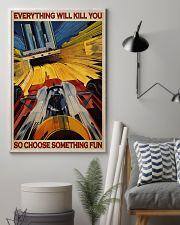 Formula 1 Choose Something Fun 24x36 Poster lifestyle-poster-1