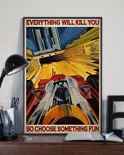 Formula 1 Choose Something Fun 24x36 Poster lifestyle-poster-2