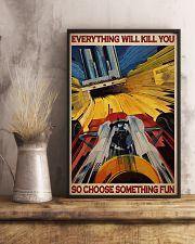 Formula 1 Choose Something Fun 24x36 Poster lifestyle-poster-3