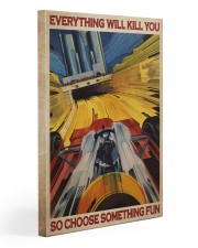 Formula 1 Choose Something Fun Gallery Wrapped Canvas Prints tile