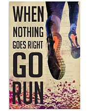 Running Dictionary  24x36 Poster front
