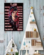 DOTD Girl I Am 24x36 Poster lifestyle-holiday-poster-2