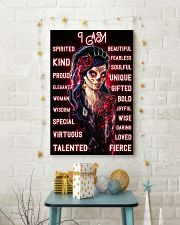 DOTD Girl I Am 24x36 Poster lifestyle-holiday-poster-3