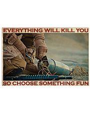 B-Defusal Choose Something Fun  36x24 Poster front