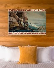 B-Defusal Choose Something Fun  36x24 Poster poster-landscape-36x24-lifestyle-23