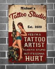 Tattoo Studio 24x36 Poster aos-poster-portrait-24x36-lifestyle-18