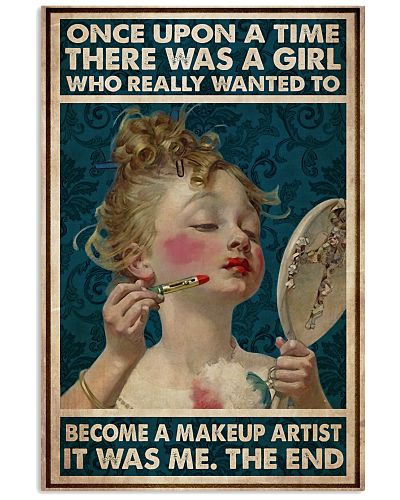 Girl OUAT Wanted To Become A Makeup Artist