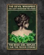 Irish Girl Whispered Back 24x36 Poster aos-poster-portrait-24x36-lifestyle-12