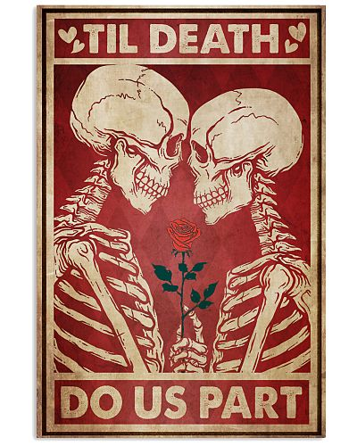 Skeleton Til Death Do Us Part