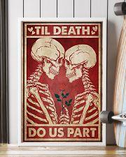 Skeleton Til Death Do Us Part 24x36 Poster lifestyle-poster-4
