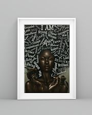 I Am Black African 24x36 Poster lifestyle-poster-5