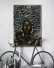 I Am Black African 24x36 Poster lifestyle-poster-7