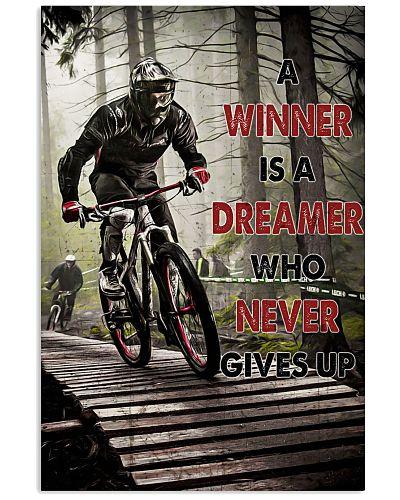 Bicycle Winner Dreamer