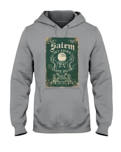 Salem Sky Above Earth Below