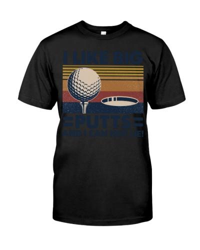 Golf I Like Big Putts