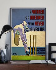 Cricket Winner 24x36 Poster lifestyle-poster-2