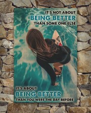 Surfing Girl Better Than You Were 24x36 Poster aos-poster-portrait-24x36-lifestyle-16