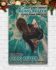 Surfing Girl Better Than You Were 24x36 Poster aos-poster-portrait-24x36-lifestyle-21