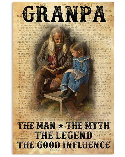 Granpa The Man The Myth The Legend The Good Influe