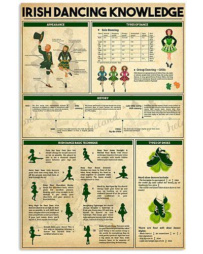 Irish Dancing Knowledge