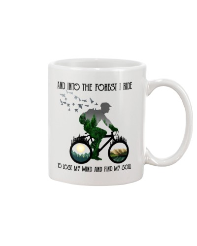 And Into The Forest I Ride