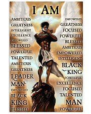 Black Angel I Am 24x36 Poster front