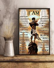 Black Angel I Am 24x36 Poster lifestyle-poster-3