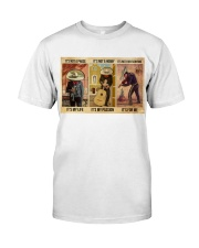 Mexican Musician It's My Life Classic T-Shirt tile