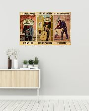 Mexican Musician It's My Life 36x24 Poster poster-landscape-36x24-lifestyle-01